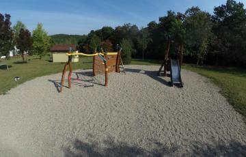 Dětské hřiště Zelené údolí