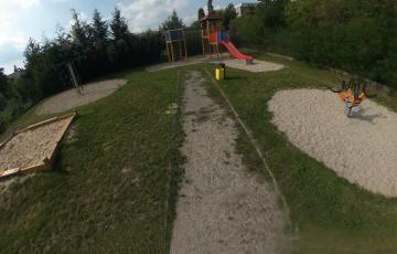 Dětské hřiště Na Lhotech