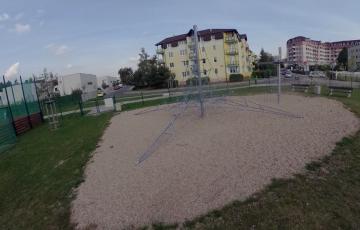 Dětské hřiště Hornomlýnská