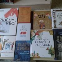 Můžete si přijít vybrat z dalších nových knih z projektu Česká knihovna.