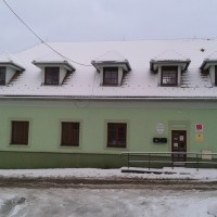 Takhle krásně nasněžilo v Kunraticích.