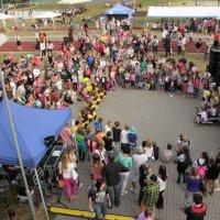 Zahradní slavnost v Základní škole Kunratice
