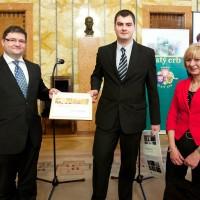 Kunratice slaví úspěch, ve Zlatém Erbu 2014 získaly 2 ocenění