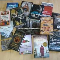 Kunratická knihovna má další nové knihy