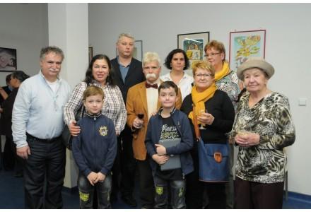 Výstava Vlastimila Soboty PADESÁTDEVĚT+JEDNA