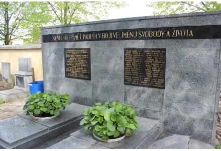 Vzpomínka k 70. výročí ukončení 2. světové války