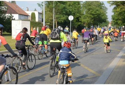 Pražské cyklozvonění - Startujeme v neděli 25.9.2016 v 9:40 hod od rybníka Šeberák