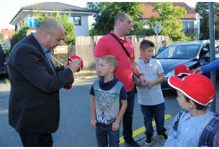 Bezpečnost školáků na silnicích