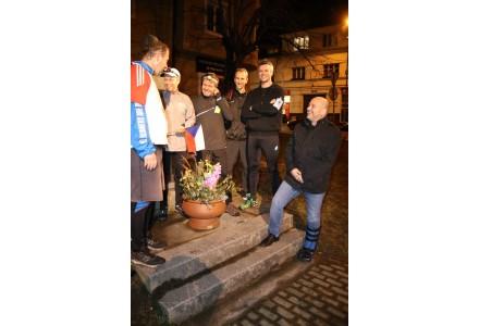 Kunratický běh T.G.M. Vzpomínková akce u příležitosti 168. výročí narození Tomáše Garrigue Masaryka