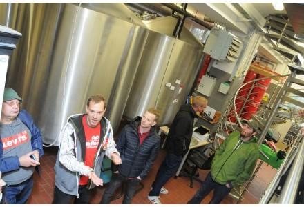 Den otevřených dveří Pivovaru Kunratice