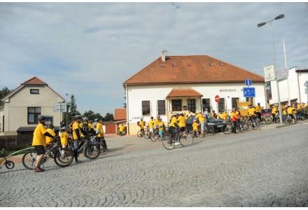 Pražské cyklozvonění 14. 9. 2013