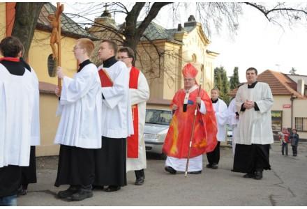navsteva arcibiskupa184