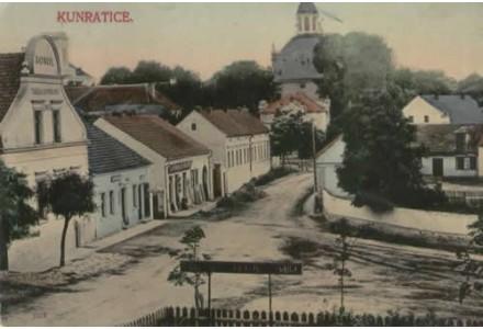 Kunratice 1909