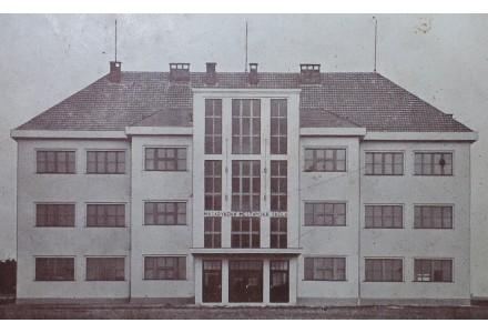 80 let budovy Měšťanky