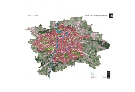 Zveřejnění návrhu Metropolitního plánu - připomínky MČ Praha - Kunratice
