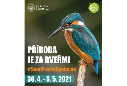 City Nature Challenge Praha 2021