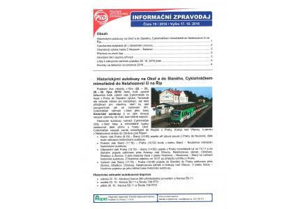 Informační magazín pražské dopravy PID